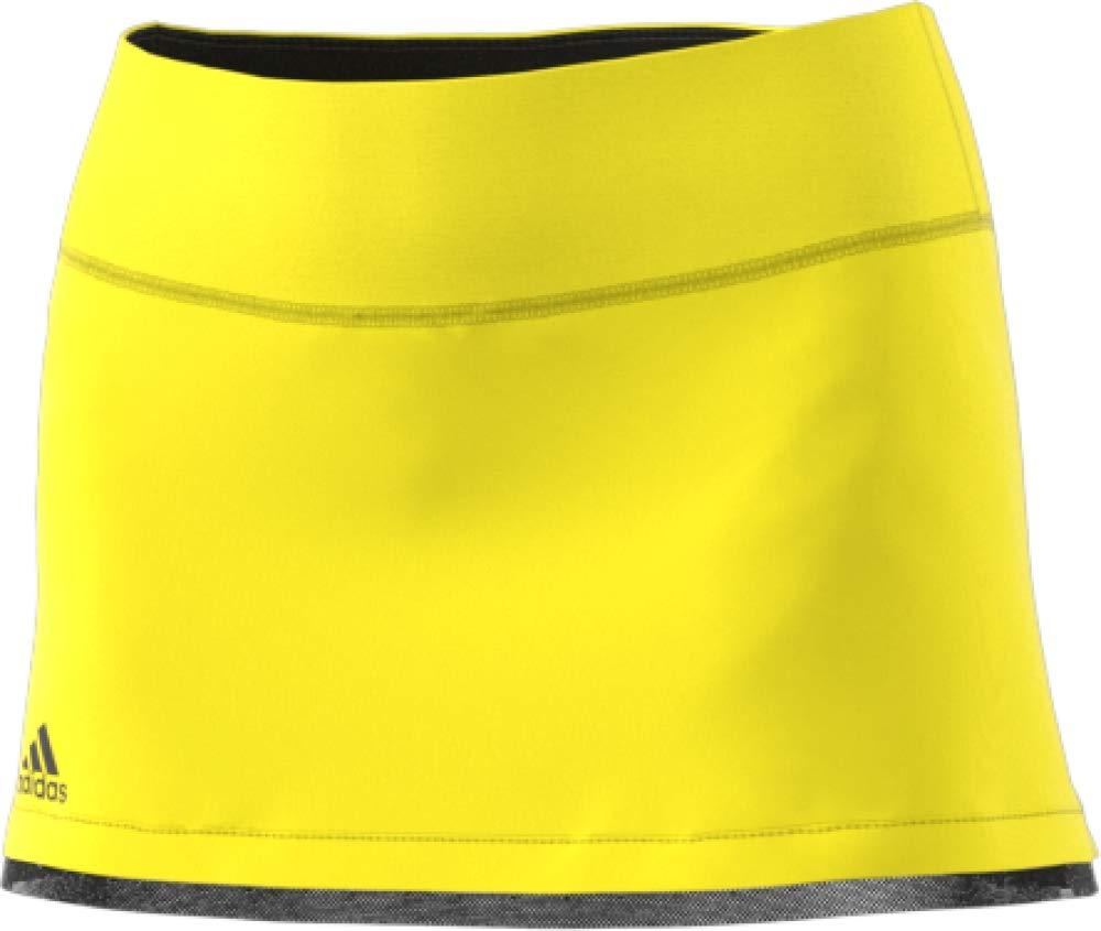 adidas Damen US Series Skirt Women R/öcke gelb XL