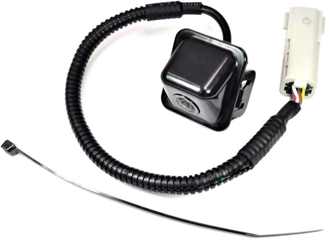 Rear View Park Assist Backup Camera PT Auto Warehouse BUCGM-377