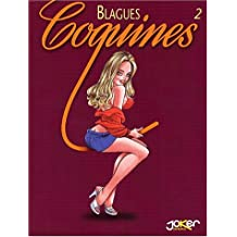 BLAGUES COQUINES T.02