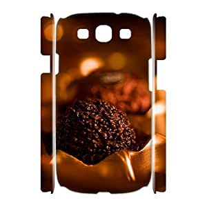 3D Sexyass Chocolate 2 Cases For Samsung Galaxy S3 Printed, Case For Samsung Galaxy S3 Mini For Girls Cheap For Boys With White by ruishername
