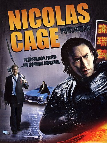 - Nicolas Cage Portraits (3 Dvd) - IMPORT