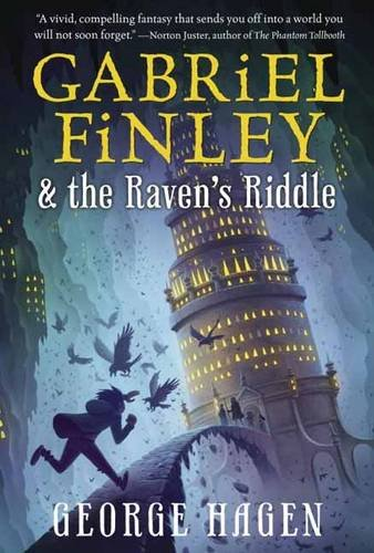 Gabriel Finley and the Raven's Riddle [George Hagen] (Tapa Blanda)