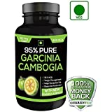Perennial Lifesciences Pure Garcinia Cambogia 95% Hca 800Mg 60 Veg Capsules 100% Natural & Pure Maximum Potency