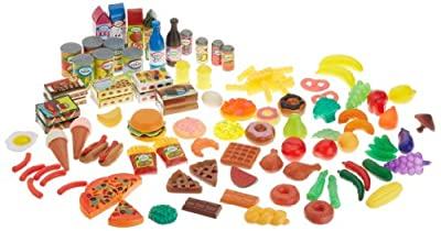 Kidkraft Tasty Treats Pretend Food Play by KidKraft