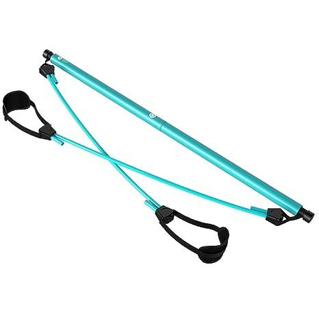 Stone77 - Cuerda elástica para Yoga: Amazon.es: Hogar