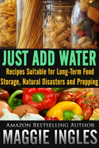 Just Add Water Long Term Disasters ebook product image