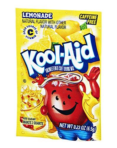 Kool-Aid Lemonade Unsweetened Drink Mix by Kool-Aid