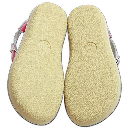 Saltwater Sandals Swimmer Shiny Fuchsia
