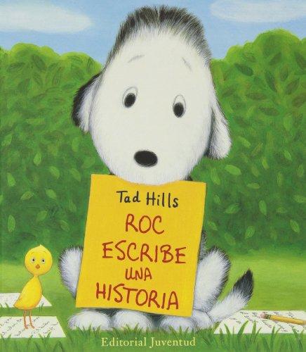Roc escribe una historia (Spanish Edition)