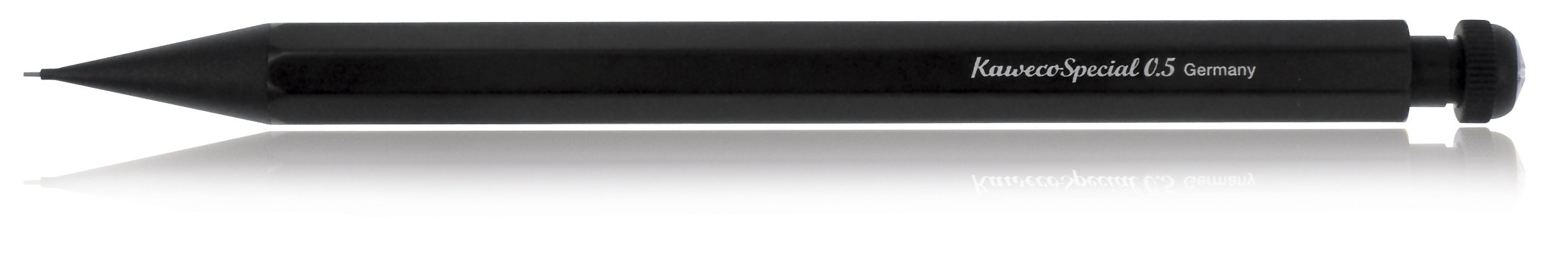 Kaweco Special AL Mechanical Pencil - 0.5 mm - Black Body by Kaweco Pens (Image #1)