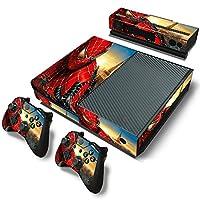 Juego de consola GoldenDeal para Xbox One y 2 controladores: superhéroe - Vinilo XboxOne