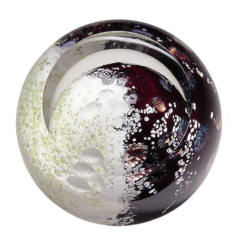 Glass Eye Studio Mercury Blown Glass Paperweight (Figurine Studio)