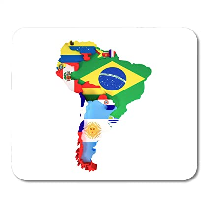 Capital Cities Of South American Countries on