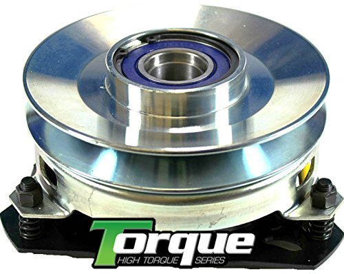 PTO Clutch For Ferris Hydro Drive 5021083 - w/High Torque & Bearing Upgrade /&supplier-ppowersales