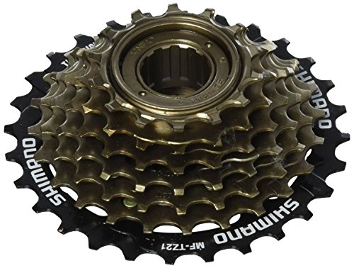 Cassette Rear Bike (SHIMANO Tourney 7Spd 14-28T Freewheel)