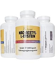 NAC - N-Acethyl L-Cystein 126 g - 180 capsules