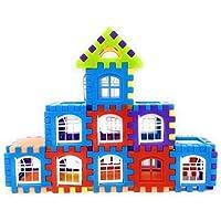 KITI KITS® House Building Blocks for Kids