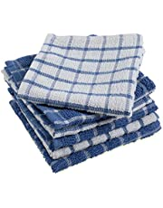 DII 100% Cotton Dish Cloths for Everyday Kitchen Basic