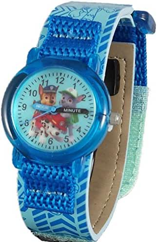 Paw Patrol Kid's Digital Time Teacher Watch PAW5001