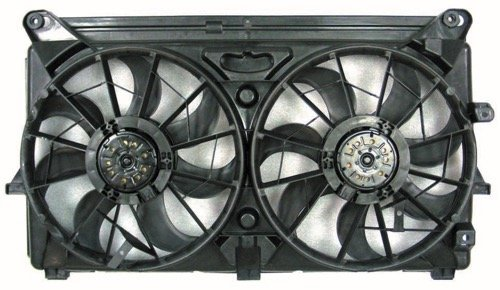 Go-Parts » Compatible 2007-2008 GMC Yukon Engine/Radiator Cooling Fan Assembly - (5.3L V8 + 6.2L V8 + 4.8L V8) Performance GM3115211 Replacement For GMC Yukon (5.3l Blade Cooling Fan)