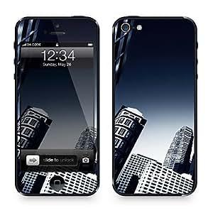 """CECT STOCK El Código Da ™ Skin para el iPhone 5/5S: """"Metropolitan"""" (Serie City)"""