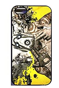Borderlands 2 iPhone 6 (4.7 inch) i6 Silicone Case - Black- 334