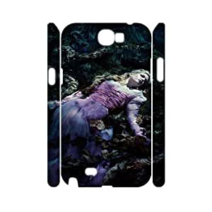 Into the Woods ROCK009993 3D Art Print Design Phone Back Case Customized Hard Shell Protection Samsung Galaxy Note 2 N7100