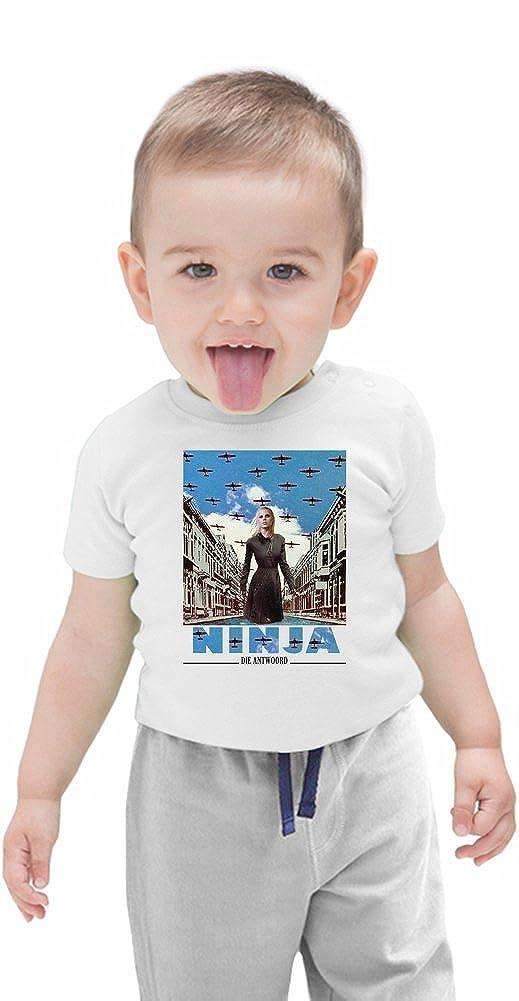 Zeus Apparel Die Antwoord Enter The Ninja Organic Baby ...