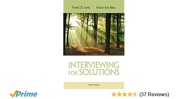 Amazon com: Interviewing for Solutions (HSE 123 Interviewing