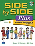 img - for Value Pack: Side by Side Plus 3 Student Book and Activity & Test Prep Workbook 3 (3rd Edition) book / textbook / text book