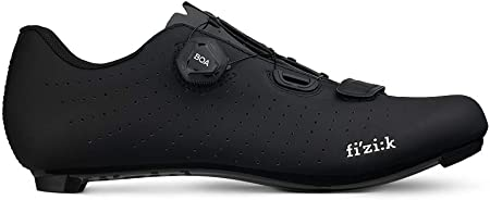 Outsole - R5 carbon reinforced nylon,BOA IP1-B dial,Approximate weight - 253g (size 42 1/2 pair),Siz