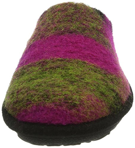 Rohde Emden - Pantuflas de material sintético mujer Pink 46