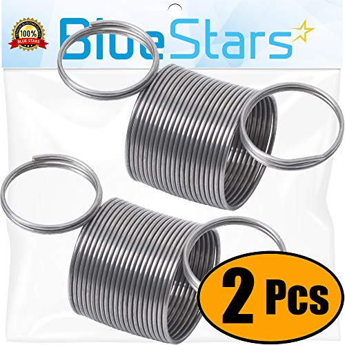 - Ultra Durable W10400895 Washer Suspension Spring Replacement Part by Blue Stars - Exact Fit for Whirlpool & Kenmore Washers - Replaces W10348658, W10400895VP - Pack of 2