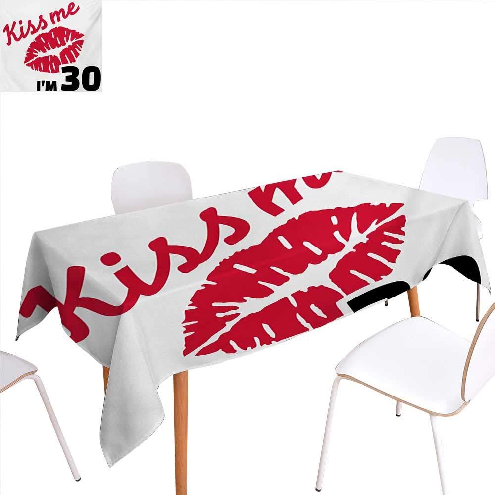 familytaste - Vajilla de Picnic para 30 cumpleaños, diseño ...
