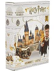 Revell 302 3D-puzzel Hogwarts Castle, het slot Harry Potter accessoires, gekleurd, 45,5 x 32,5 x 32,5 cm