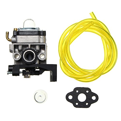 New Carburetor Oil Cup Fuel Pipe Engine Gasket Kit For Honda GX25 GX25N GX25NT FG 49cc carburetor rebuild kit 5.0 mercruiser 3.0l gy6 5.7 huayi honda 400ex dellorto gcv160 2bbl ttr 125 3.0 volvo penta