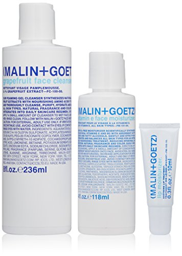 Malin + Goetz Skincare Essentials Kit