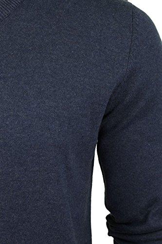 Tokyo Denim Laundry Marl Uni Pull Dark Homme xZTw4SOx