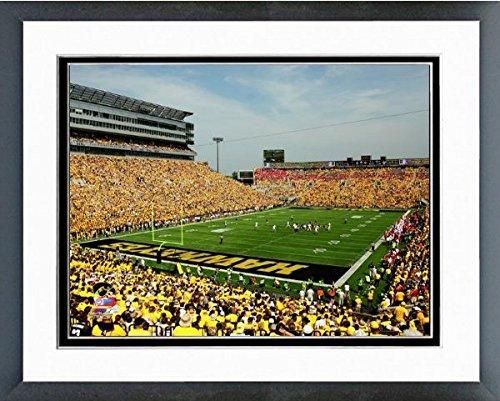 品多く Iowa Hawkeyes Kinnick Stadium NCAAフォト(サイズ: 18