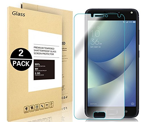 Tempered Glass Screen Protector for Asus Zenfone 4 - 3