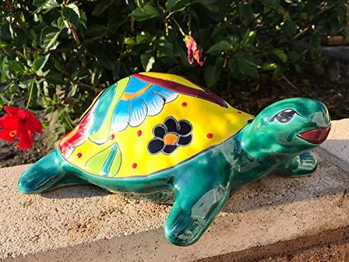Talavera Ceramic Turtle 12