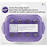 Wilton 2104-1369 9-Piece Tip Starter Set