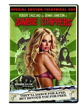 Funny porno movies about zombie strippers