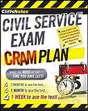 CliffsNotes Civil Service Exam Cram Plan (Cliffsnotes Cram Plan) offers