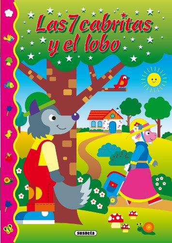 las-siete-cabritillas-y-el-lobo-spanish-edition