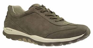 Gabor Comfort Rollingsoft 26.965.31 Damen Schnürhalbschuhe (Sneaker) Beige, EU 40