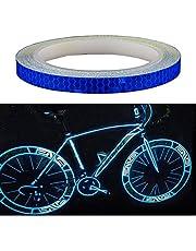 "amaoma bicicleta reflectantes Pegatinas 8m, pegatinas para bicicleta, Auto, Moto, neumáticos Pegatinas Mountain Bike Accesorios 315"""