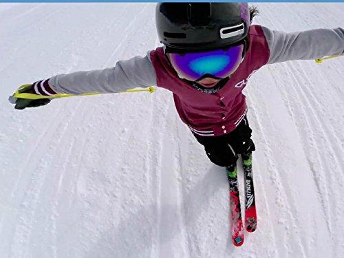 Free-skiing: Nine Queens - Snowboarders Best