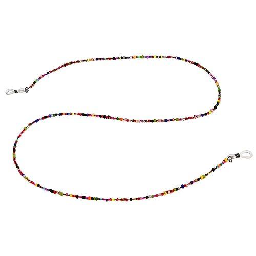Sharplace Cavo del Collo Cordino Variopinti Piccole Perle per Occhiali da Sole Occhiali da Vista