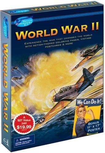 World War II Discovery Kit (Dover Fun Kits) (Kits Dover Fun)